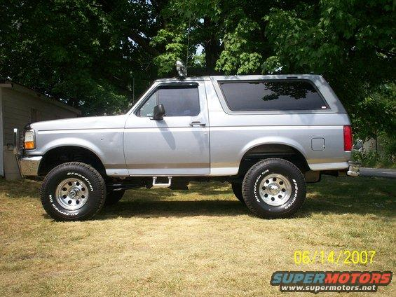 1994 Ford Bronco Steves 94 Bronco Pics Picture