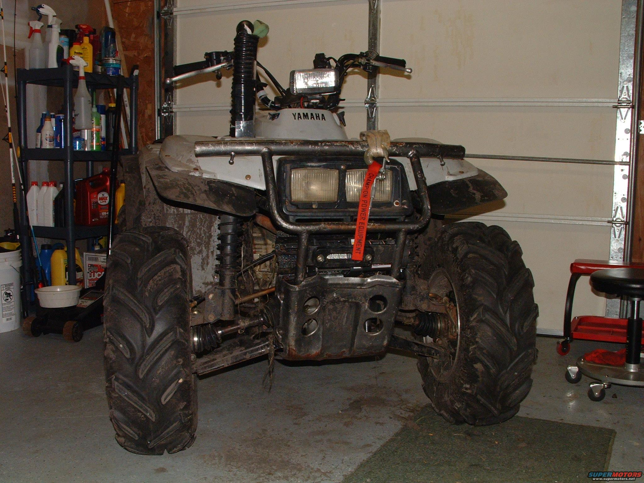 1994 Yamaha Timberwolf 2wd Yfb250f Oem Parts Babbitts 1996 Yfb250 Wiring Diagram Beater Picture