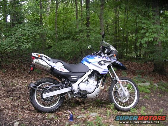 2006 Bmw F650gs Dakar Pictures Photos Videos And Sounds