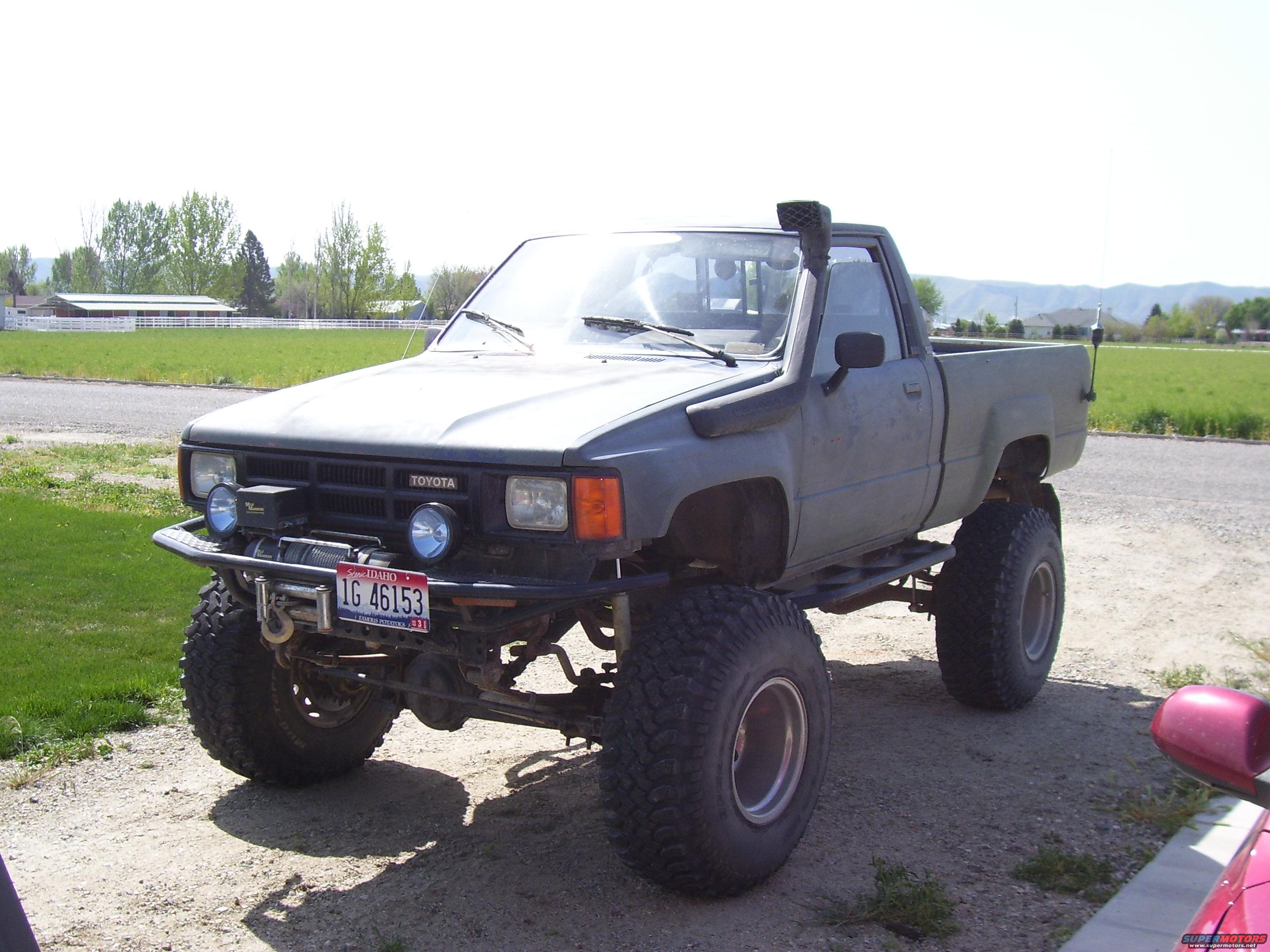 Kekurangan Toyota Hilux 1985 Tangguh
