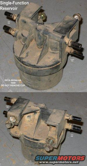 1983 Ford Bronco 84 89 Fuel Reservoirs picture