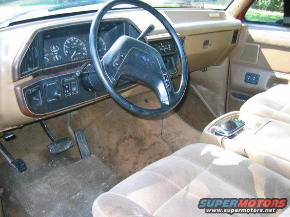 1988 Ford Bronco Overall Progress Pics Picture