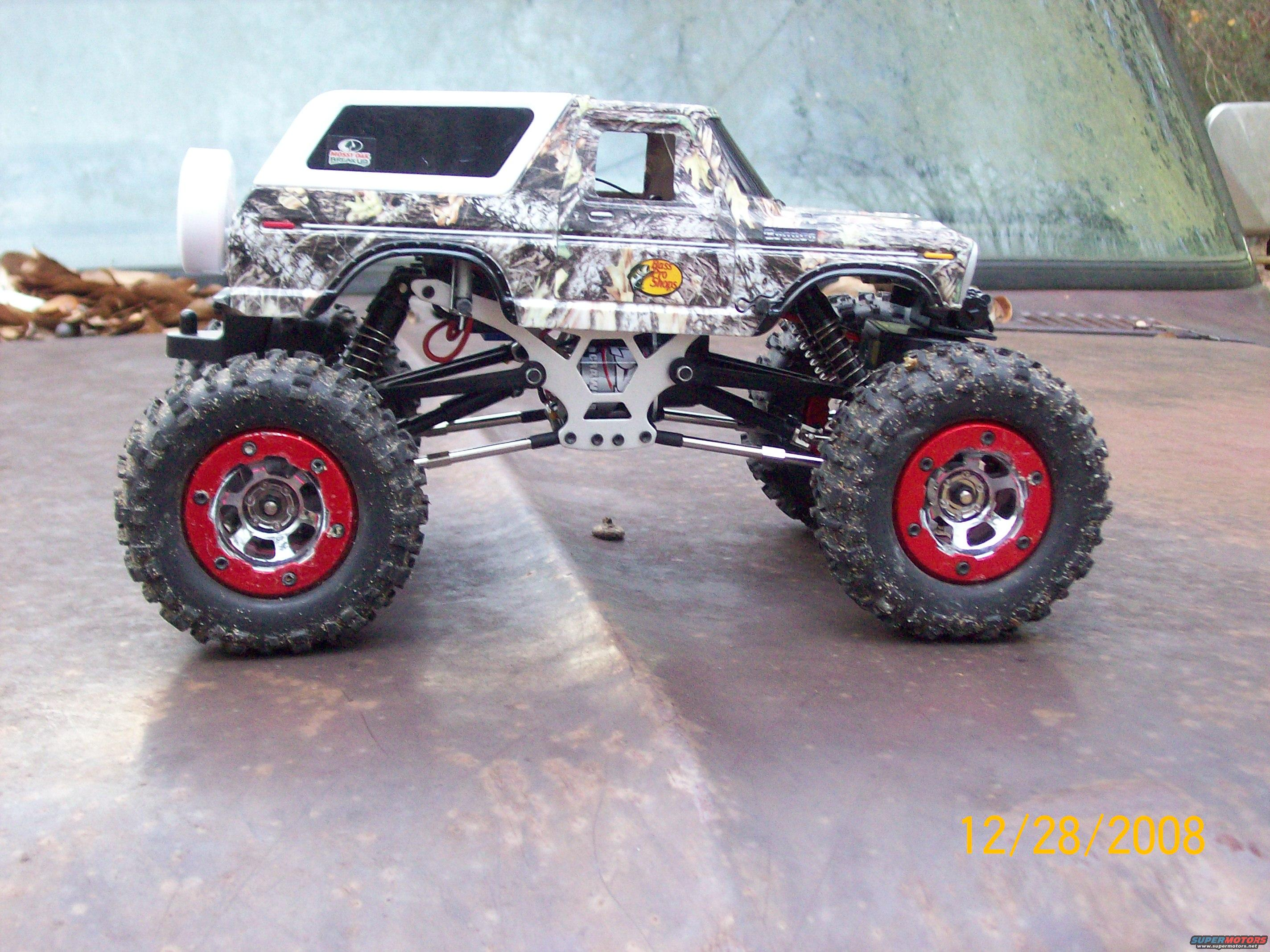 Ranger Ford 2018 >> 1978 Ford Bronco RC Bronco Rock Crawler picture | SuperMotors.net