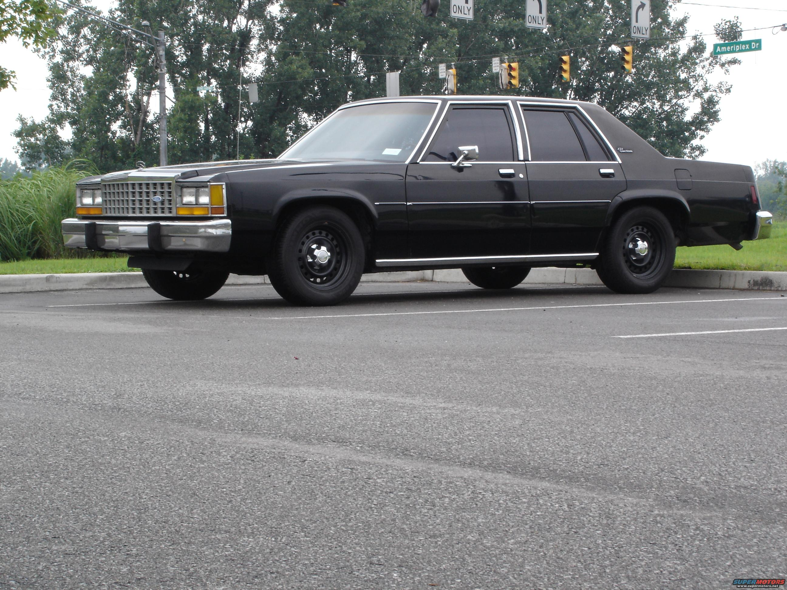 1987 Ford Crown Victoria LTD CVN Mini Meet picture ...