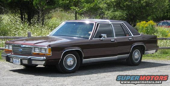 1990 ford crown victoria ltd pictures photos videos and. Black Bedroom Furniture Sets. Home Design Ideas
