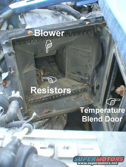 Ford Bronco Ii Blower Motor Wiring Diagram Autos Weblog