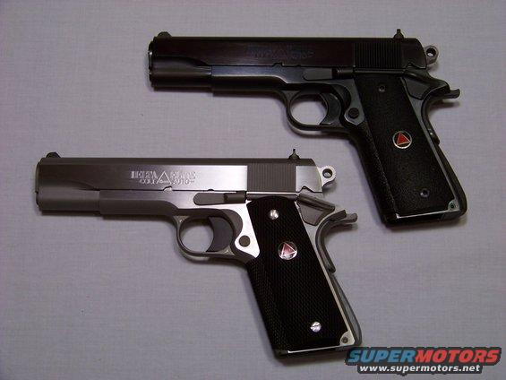New Delta Elite vs Original Delta Elite? - 1911Forum