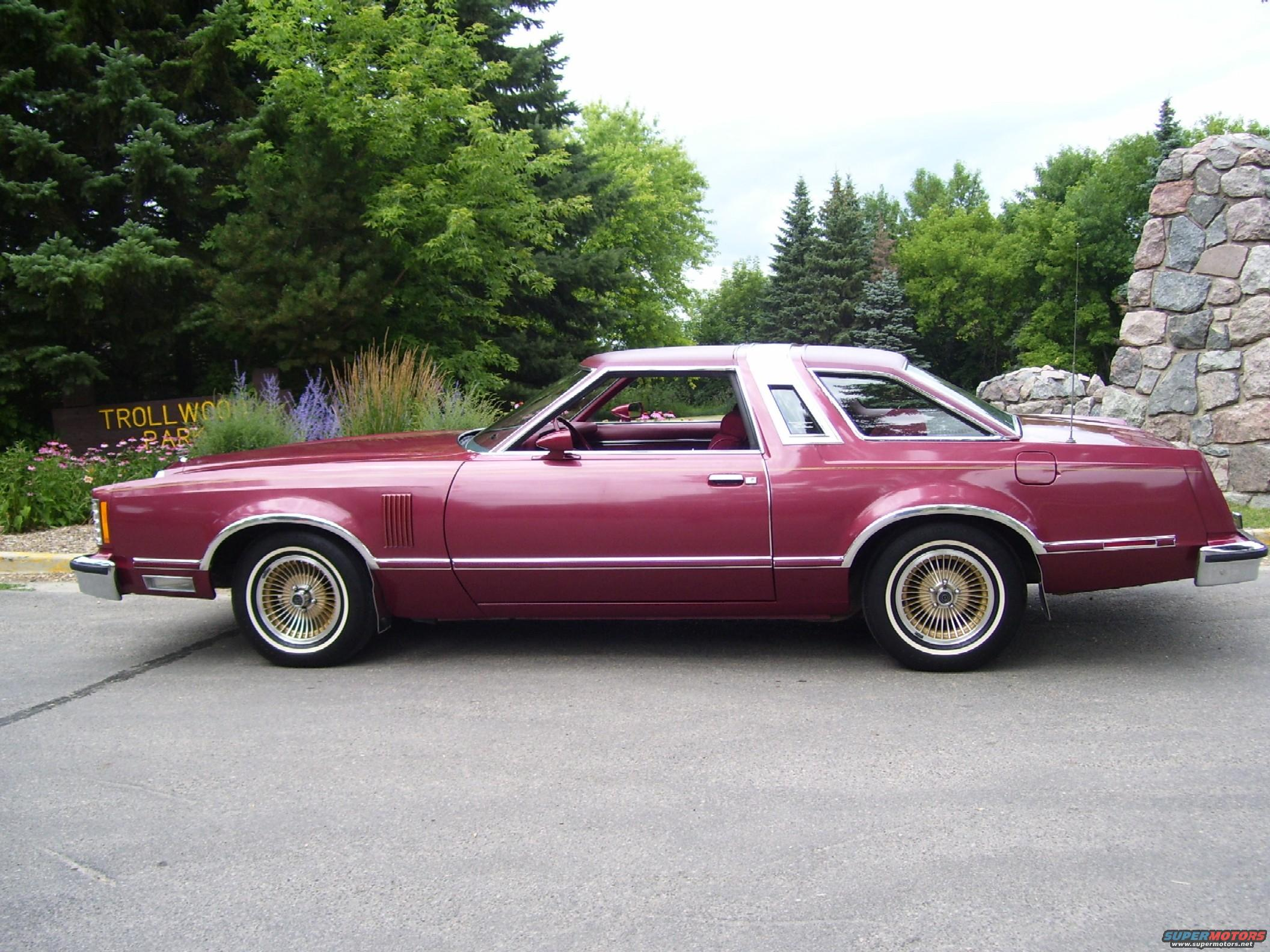 1979 Ford Thunderbird T-Bird pics picture | SuperMotors.net