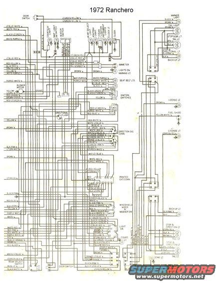 1978 ford ranchero alternator wiring diagram 1978 ford electric choke wiring diagram