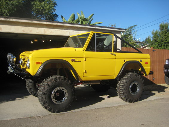 1970 Ford Bronco Pictures Photos Videos And Sounds