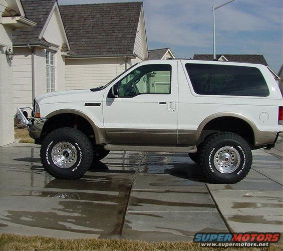 1995 Ford Bronco 2005 Concepts Pictures Videos And Sounds