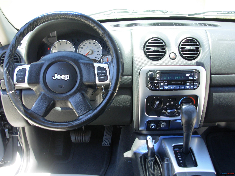 2002 Jeep Liberty Interior Picture Supermotors Net