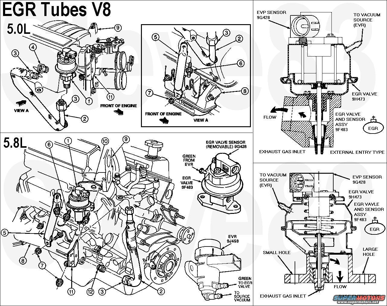 Need Vacuum Diagram For 1988 Dodge Ram 50 With 20 Engine With