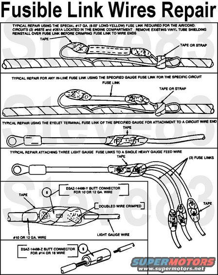 yamaha f350 command link wiring diagram 86 f150 fusible link wiring diagram 1983 ford bronco diagrams picture | supermotors.net