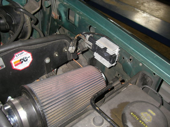 1995 Ford Ranger Ignition Control Module23l