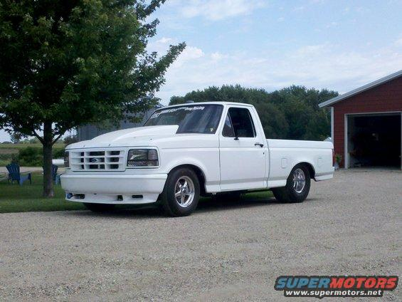 Fullsize on 1994 Ford F 150 Lightning Engine Images
