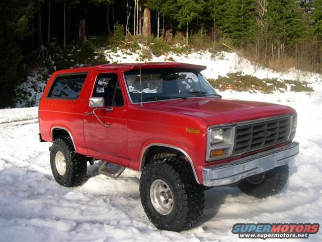 1982 ford bronco pictures photos videos and sounds. Black Bedroom Furniture Sets. Home Design Ideas