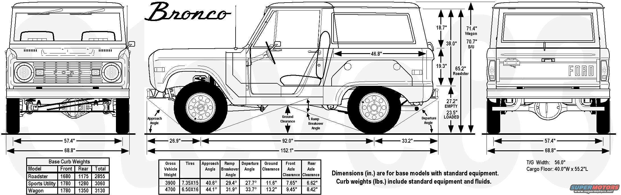 1976 ford bronco tech diagrams picture. Black Bedroom Furniture Sets. Home Design Ideas