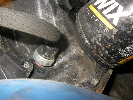 Oil Pressure Sending Unit Location And More Ford F150 Forum | Autos