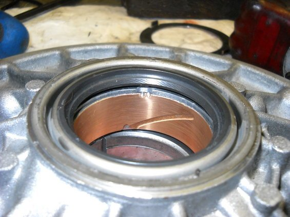 E4OD Front Pump Bushing (not the seal) - Ford Bronco Forum