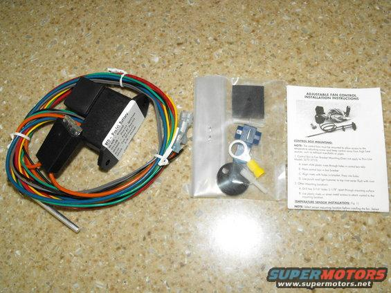 For Sale Hayden Electric Fan Controller New Ford