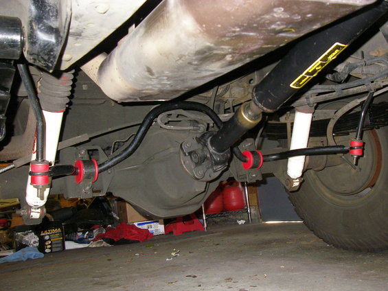 9 Inch Conversion Joint Ford Bronco Forum