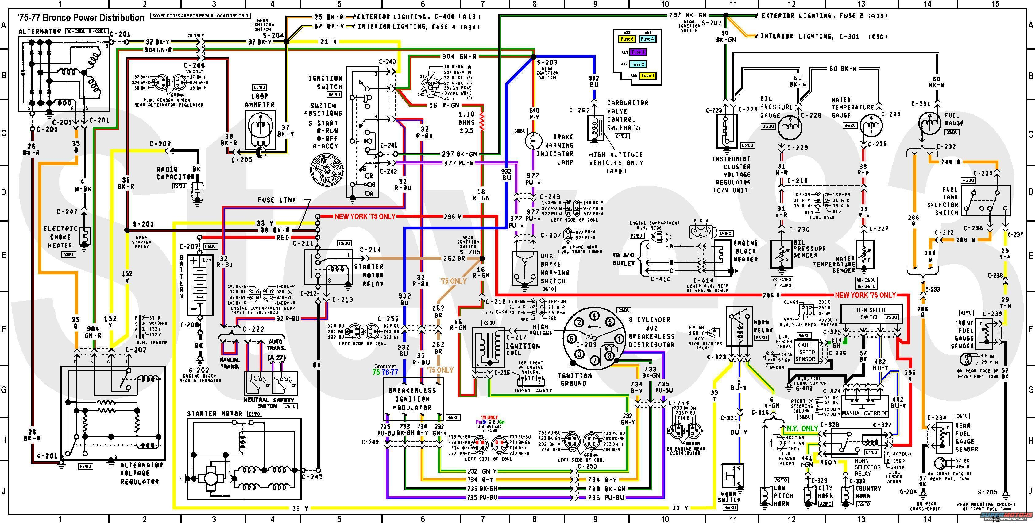 1968 Ford Convertible Wiring Diagram Cadillac Deville Another Blog About F100 Fuel Gauge
