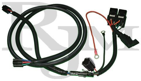 rjm headlight harness headlight replacement bulbs? ford bronco forum h4 / 9003 heavy duty headlight upgrade wiring harness at crackthecode.co