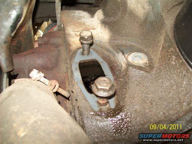 1990 ford transmission code e