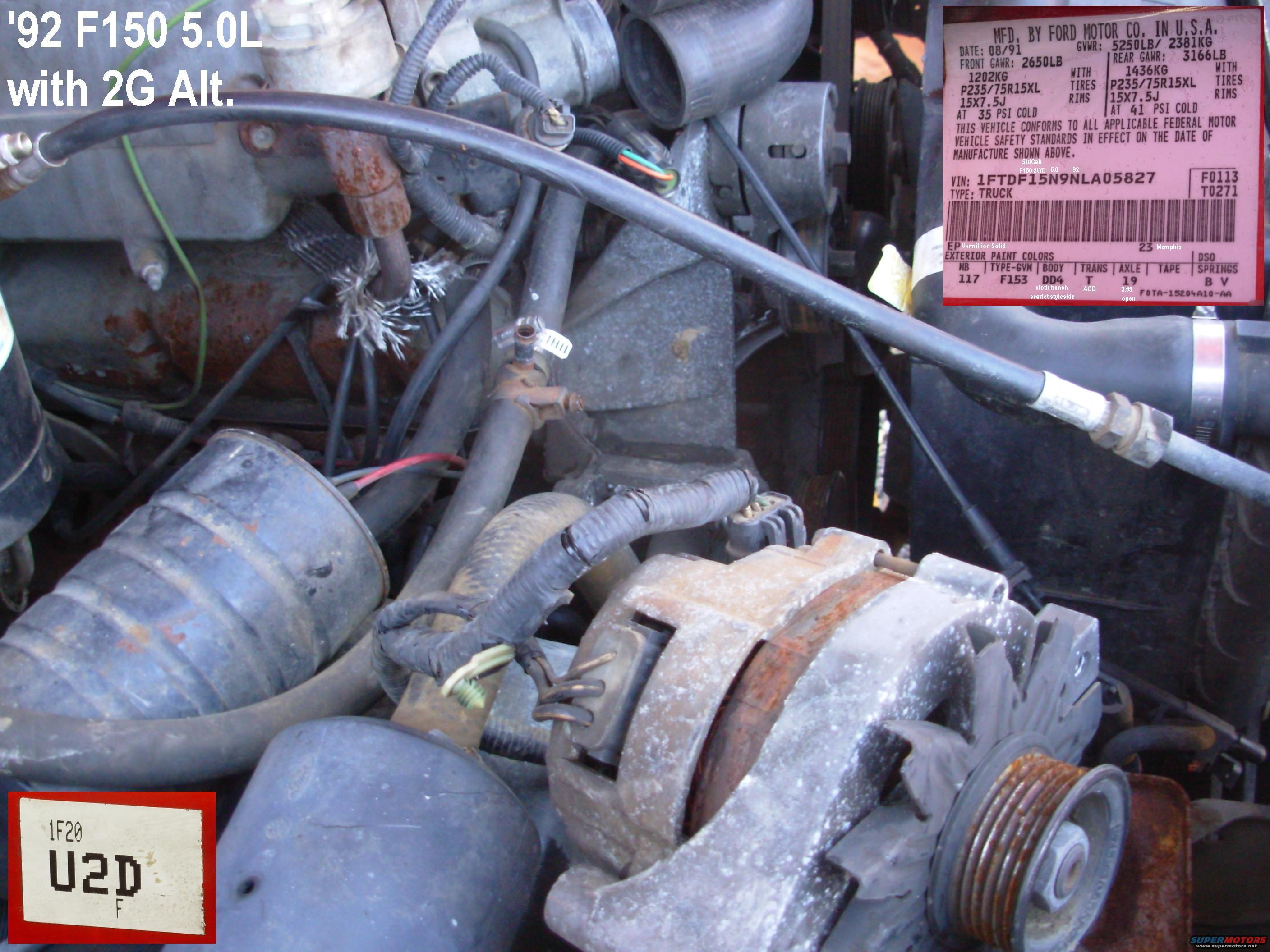 92f2g 1970 ford bronco alternator wiring wiring diagram