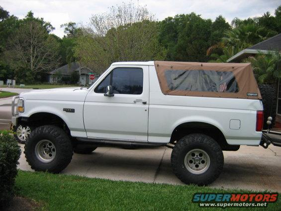 Just ordered a Rampage Soft top. any Tips? - Ford Bronco Forum