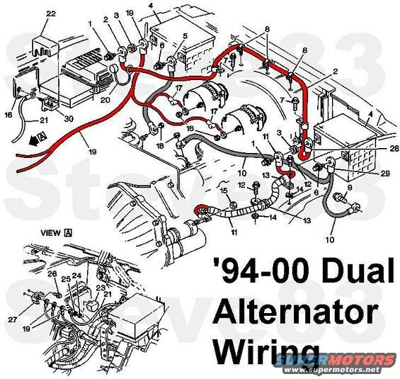 1997 chevrolet silverado 3500 dual alternator bracket pictures  videos  and sounds