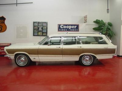 1966 Ford Fairlane 1966 Ford Fairlane Squire Wagon pictures, videos